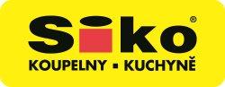 SIKO koupelny - logo